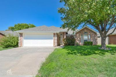 2110 PATRIOT COMMONS RD, Abilene, TX 79601 - Photo 2