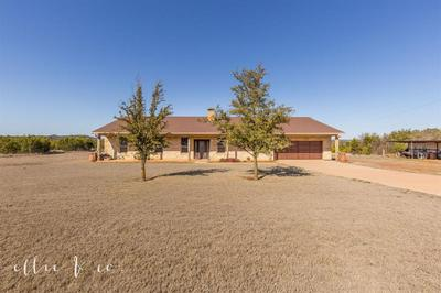 1126 COUNTY ROAD 344, MERKEL, TX 79536 - Photo 1