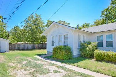 1329 S 11TH ST, Abilene, TX 79602 - Photo 1