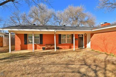 2100 GLENWOOD DR, Abilene, TX 79605 - Photo 2