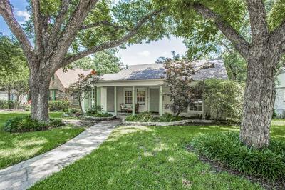 7006 VIVIAN AVE, Dallas, TX 75223 - Photo 1
