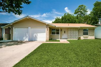 4017 PINERIDGE DR, Garland, TX 75042 - Photo 1