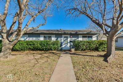 1601 PALM ST, Abilene, TX 79602 - Photo 2