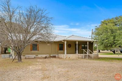 109 TRAILER DR, EARLY, TX 76802 - Photo 1