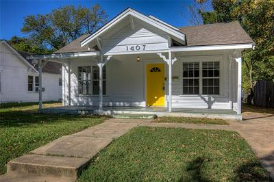 1407 CHURCH ST, Commerce, TX 75428 - Photo 2