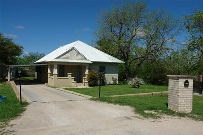 1800 6TH ST, Goldthwaite, TX 76844 - Photo 1