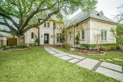 6607 NORWAY RD, DALLAS, TX 75230 - Photo 1
