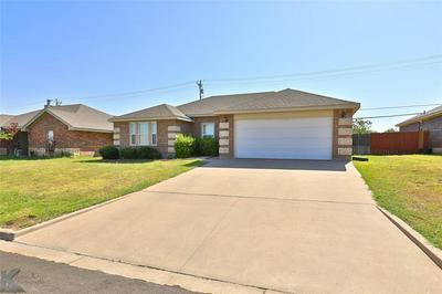 5601 YELLOW BRICK RD, Abilene, TX 79602 - Photo 2