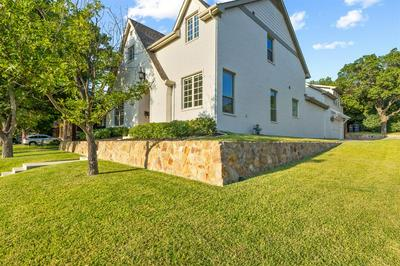 2557 WALSH CT, Fort Worth, TX 76109 - Photo 2
