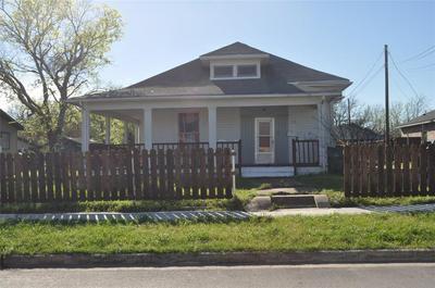 2108 SPEEDWAY ST, GREENVILLE, TX 75401 - Photo 1