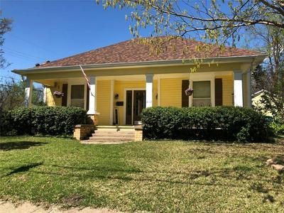 2112 WALWORTH ST, GREENVILLE, TX 75401 - Photo 1
