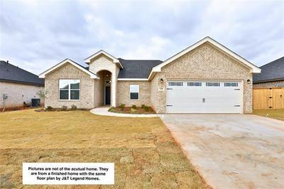 344 MARTIS WAY, Abilene, TX 79602 - Photo 1