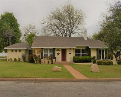 604 W 14TH ST, BRADY, TX 76825 - Photo 1