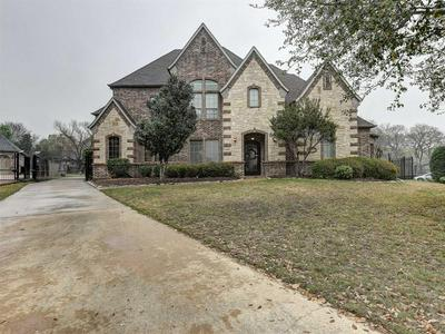 6208 EQUESTRIAN CT, COLLEYVILLE, TX 76034 - Photo 1