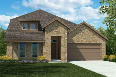 529 SMART STRIKE TRAIL, Granbury, TX 76049 - Photo 1