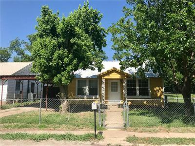 103 S WILLIAMS DR, Comanche, TX 76442 - Photo 1