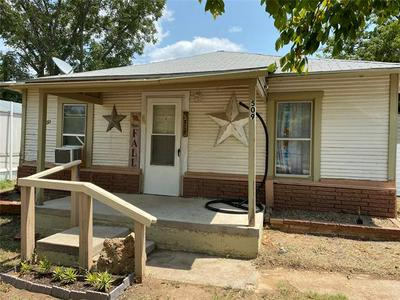 509 EUGENIA ST, Baird, TX 79504 - Photo 2