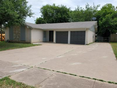 1117 LEE ANN ST, Crowley, TX 76036 - Photo 1