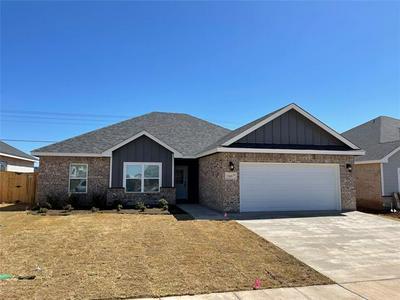 7345 WILDFLOWER WAY, Abilene, TX 79602 - Photo 1