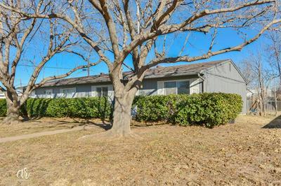 1601 PALM ST, Abilene, TX 79602 - Photo 1