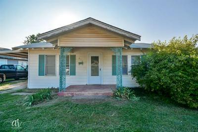 410 MILLER ST, Abilene, TX 79605 - Photo 1