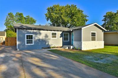 409 FANNIN ST, Abilene, TX 79603 - Photo 1