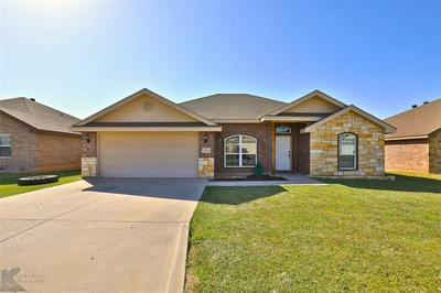 3126 STERLING ST, Abilene, TX 79606 - Photo 1