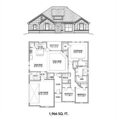 105 OAKWOOD HILLS DR, Paradise, TX 76073 - Photo 1