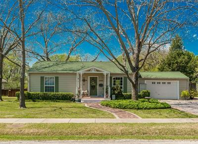1707 WILLOW RD, CARROLLTON, TX 75006 - Photo 1
