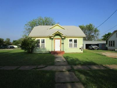201 N HARTFORD ST, Breckenridge, TX 76424 - Photo 1