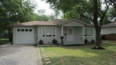 405 MCKENZIE AVE, Hillsboro, TX 76645 - Photo 1