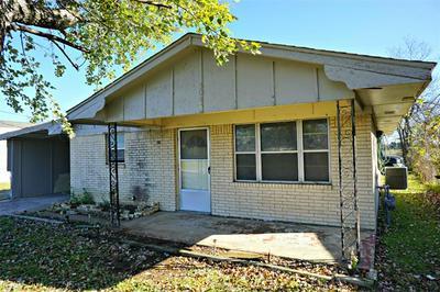 504 DEPOT ST, Whitesboro, TX 76273 - Photo 1