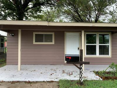 5509 BURTON AVE, Fort Worth, TX 76119 - Photo 1