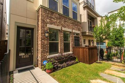 5452 ASHBY GROVE ST, Dallas, TX 75209 - Photo 2