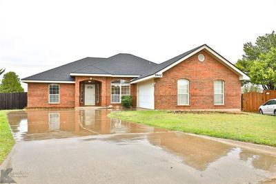 3942 RIDGWAY RD, Abilene, TX 79606 - Photo 1
