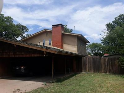 33 NW AVENUE A, Hamlin, TX 79520 - Photo 1