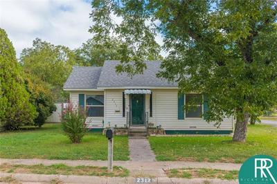 2312 VINE ST, Brownwood, TX 76801 - Photo 1
