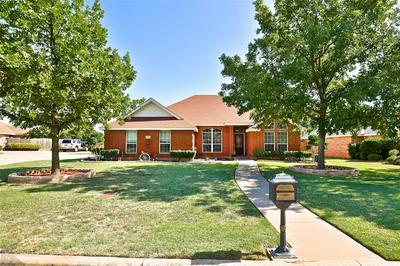 4574 COUGAR WAY, Abilene, TX 79606 - Photo 1