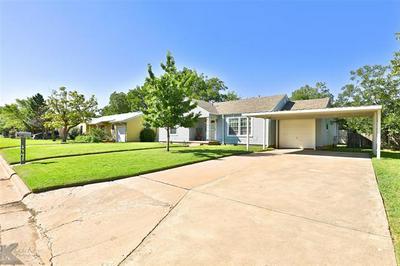 1742 JEANETTE ST, Abilene, TX 79602 - Photo 1