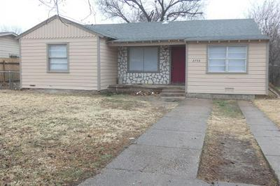 2758 BEECH ST, Abilene, TX 79601 - Photo 1