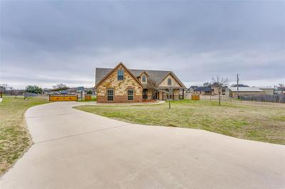 155 CORNERSTONE LN, SPRINGTOWN, TX 76082 - Photo 1