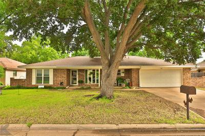 3124 COUNTRYSIDE CIR, Abilene, TX 79606 - Photo 1