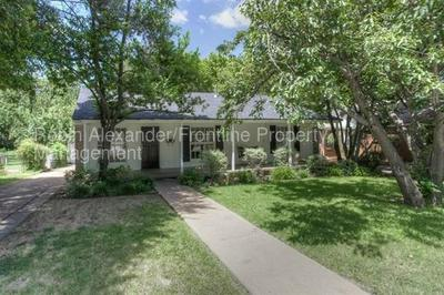 3520 HILLTOP RD, Fort Worth, TX 76109 - Photo 2