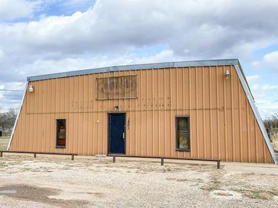 1203 S AVENUE E, HASKELL, TX 79521 - Photo 1
