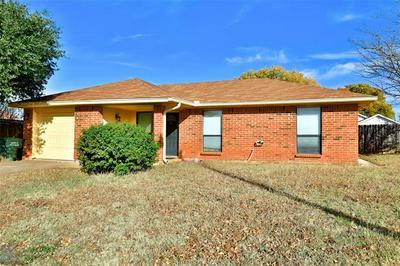 7926 BONNIE CIR, Abilene, TX 79606 - Photo 1