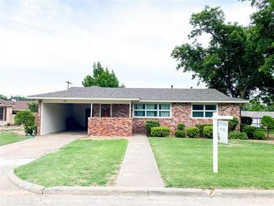 608 SUNSET RD, Seymour, TX 76380 - Photo 1