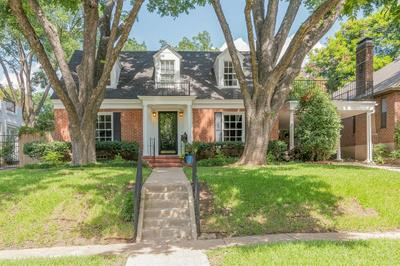 2545 COCKRELL AVE, Fort Worth, TX 76109 - Photo 1