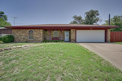 1213 S RUSK ST, Weatherford, TX 76086 - Photo 2
