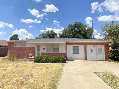 1603 N AVENUE E, Haskell, TX 79521 - Photo 1