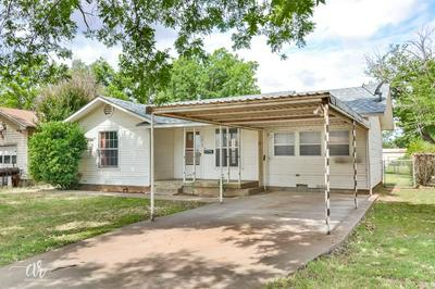 1010 LOCUST, Merkel, TX 79536 - Photo 1